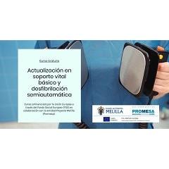 Actualización en soporte vital básico y desfibrilación semiautomática